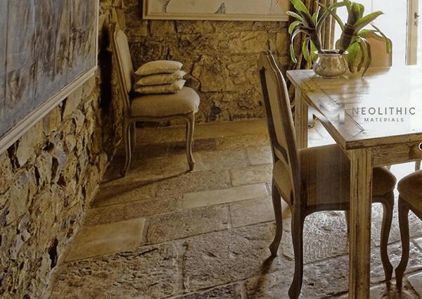 Antique Italian Limestone Flooring (4)