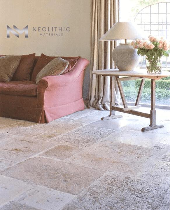 Antique Italian Limestone Flooring (5)