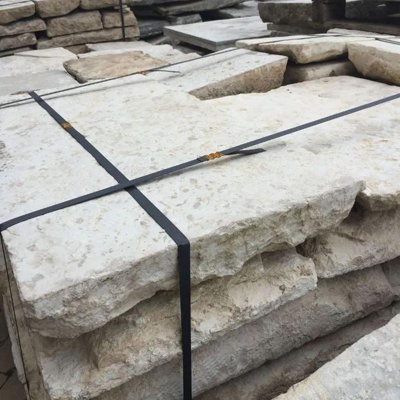 Antique Italian Limestone
