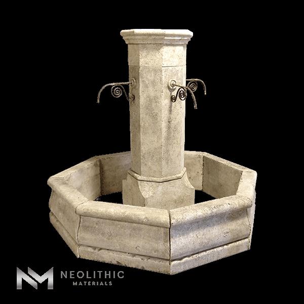 Hexa Fountain 2
