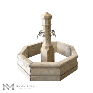 Hexa Fountain 3