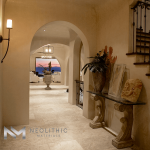 Maltese Limestone Supplier install a flooring of a classic house