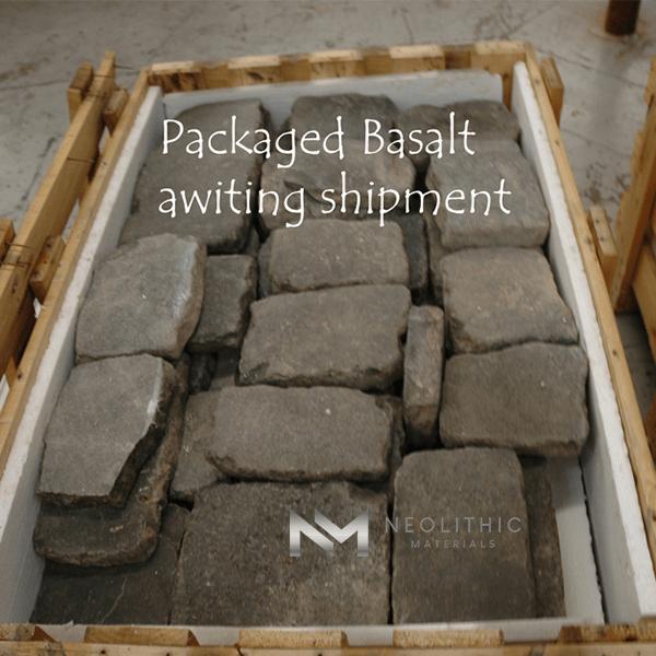 Old Basalt Cobbels 2