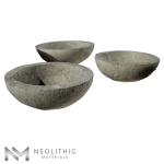 Product Image of 3 Stone Trough Sinks one of the products of Neolithic Materials