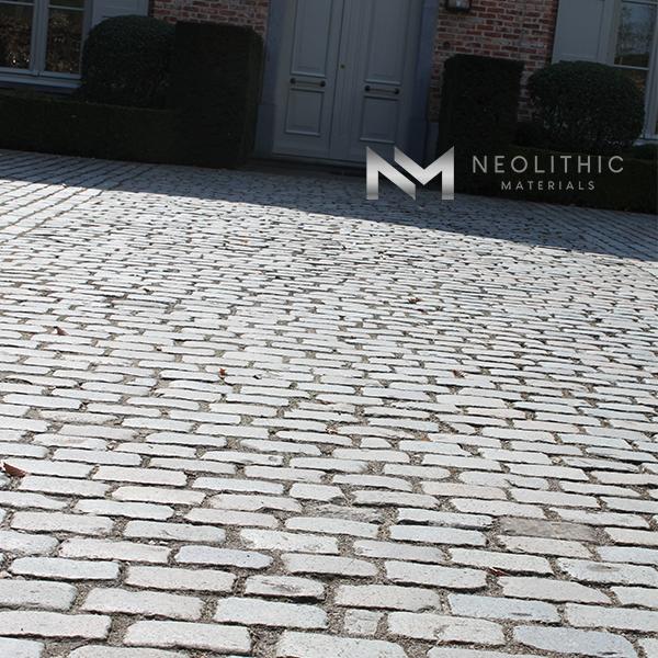 antique belgium cobblestone
