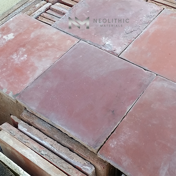 antique french terracotta 1
