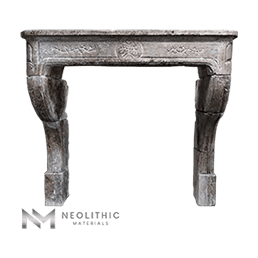 Reclaimed Fireplace Mantel FP 131