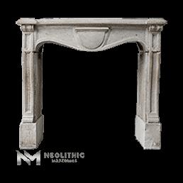 Reclaimed Fireplace Mantel FP 134