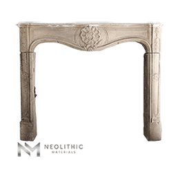 Reclaimed Fireplace Mantel FP 135