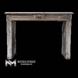 Reclaimed Fireplace Mantel FP 137
