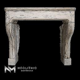 Reclaimed Fireplace Mantel FP 141