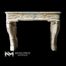 Reclaimed Fireplace Mantel FP 142