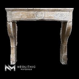 Reclaimed Fireplace Mantel FP 143