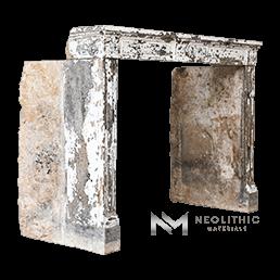 Reclaimed Fireplace Mantel FP 145