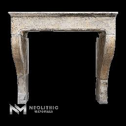 Reclaimed Fireplace Mantel FP 148