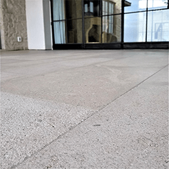 Neolithic Materials - French Limestone Flooring